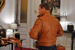 Chapal, Paris – Leather Jacket – Part 1