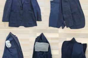 How to Fold a Jacket for Travel – Reader Question