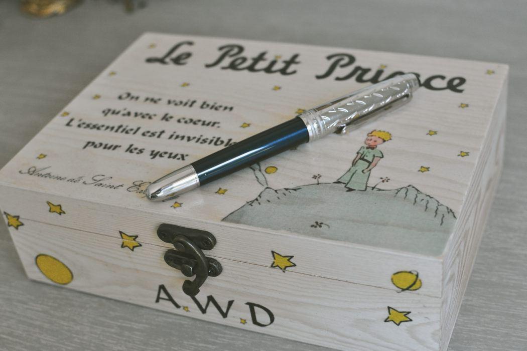 5e6c0387b75fe Montblanc Le Petit Prince Fountain Pen - Timeless Man