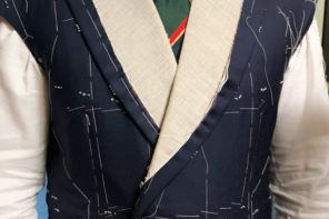 WW Chan Bespoke Suit Part 2: First Fitting
